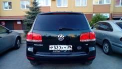 Volkswagen Touareg. автомат, 4wd, 3.2 (223 л.с.), бензин, 222 000 тыс. км