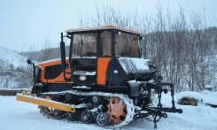 ВТЗ 90 ТГ. Трактор гусеничный ВТГ-90 с бульдозерным оборудованием. Под заказ