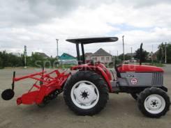 Yanmar. Японский мини трактор US39D