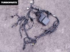 Проводка под радиатор. Nissan X-Trail, NT31, T31 Двигатель MR20DE