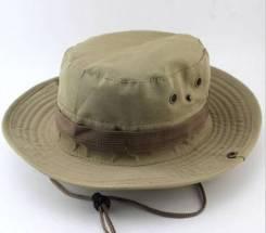 Шляпа рыбака с полями 32см
