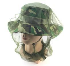 Антимоскитная сетка защита головы