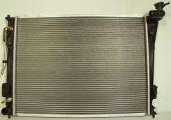 Радиатор охлаждения двигателя. Kia Magentis Kia Optima Hyundai Sonata