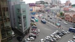 Офис в центре с мебелью и оргтехникой. 15кв.м., улица Мордовцева 3, р-н Центр. Вид из окна