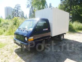 Hyundai Porter. Продаю Хундай портер 1, 2 500 куб. см., 1 000 кг.