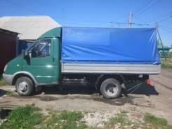 ГАЗ 3302. Газель 3302, 2 500 куб. см., 1 500 кг.