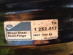 Steel Wheels. 5.5x6.5, 5x100.00, ЦО 85,0мм.