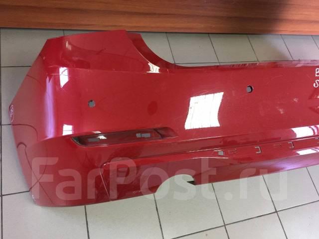 Бампер. BMW 3-Series, F30 Двигатели: B38B15, B47D20, B48B20, B58B30, N13B16, N20B20, N47D20, N55B30