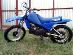Yamaha PW80. 79 куб. см., исправен, без птс, с пробегом