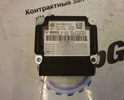Блок управления подушек безопасности Volkswagen POLO sed rus