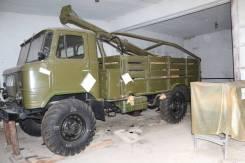 ГАЗ 66. Бурильно-крановая машина БКГМ, на Газ-66, 4 254 куб. см.