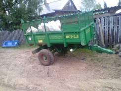 БобруйскАгроМаш ПСТ-3.5. Продам самосвальный полуприцеп тракторный пст-3.5