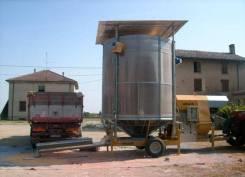 1, 2017. Зерносушилка Mecmar D 20/153 T (Италия), 1 000 куб. см.