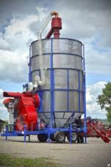 1, 2017. Мобильная зерносушилка АТМ 15 (дизельнаягазовая), 1 000 куб. см.