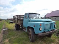 ГАЗ 53. Газ 53, 4 250 куб. см., 5 000 кг.