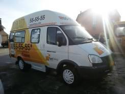 ГАЗ Газель Микроавтобус. Продам Микроавтобус Газель(луидор), 2 800 куб. см., 14 мест