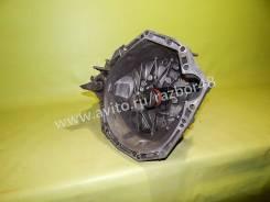 Механическая коробка переключения передач. Renault Megane