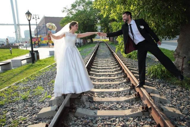 Свадебные фотосессии.
