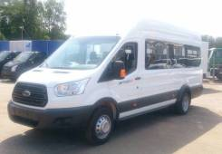 Ford Transit Shuttle Bus. 19+3 SVO, 2 200 куб. см., 19 мест