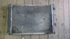 Радиатор охлаждения двигателя. Audi A6, C5 Двигатели: AFB, AKE, AKN, AYM