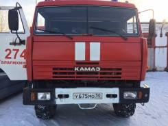 Камаз 43118 Сайгак. Камаз-43118 Пожарный автомобиль, 10 850 куб. см., 6,00куб. м.