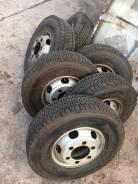 Bridgestone W990. Зимние, без шипов, 2008 год, износ: 5%, 1 шт