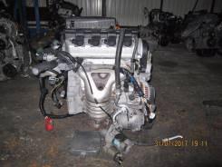 Двигатель в сборе. Honda Civic, EU1, EU2 Двигатель D15B