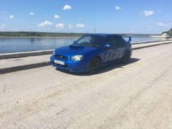 Фара. Subaru Impreza WRX STI, GDB