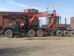Урал 4320. Продается Лесовоз с манипулятором, 11 500 куб. см., 3 000 кг.