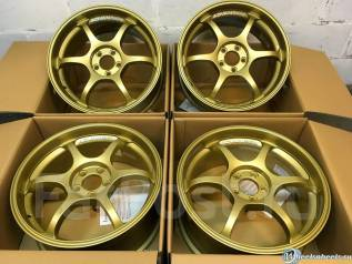 Advan Racing RG-D. 7.5x17, 5x100.00, ET48, ЦО 60,0 мм.