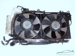 Радиатор охлаждения двигателя. Subaru Outback, BPE Двигатель EZ30