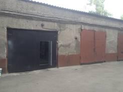 Гаражи капитальные. улица Дзержинского 14, р-н Центральный, 43 кв.м., электричество, подвал.