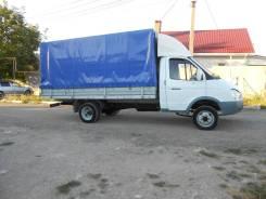 ГАЗ 330202. Газель, 2 500 куб. см., 3 000 кг.