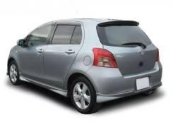 Обвес кузова аэродинамический. Toyota Vitz, KSP90, SCP90