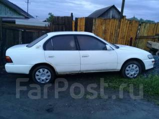 Toyota Corolla. автомат, передний, 2.0, дизель