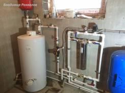Отопление, водоснабжение, монтаж водяного теплого пола