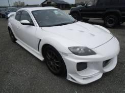 Mazda RX-8. механика, задний, 1.3, бензин, 90 865тыс. км, б/п, нет птс. Под заказ