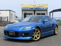 Mazda RX-8. механика, задний, 1.3, бензин, 85 500тыс. км, б/п, нет птс. Под заказ