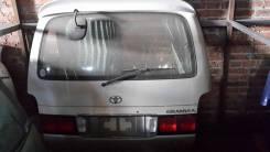 Дверь багажника. Toyota Granvia, VCH10W, KCH16W, KCH16, VCH10, KCH10W, KCH10, VCH16W, VCH16