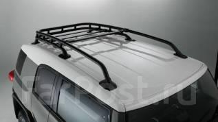 Багажник на крышу. Toyota FJ Cruiser