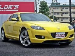 Mazda RX-8. механика, задний, 1.3, бензин, 53 900тыс. км, б/п, нет птс. Под заказ