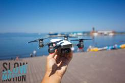 Квадрокоптер DJI Spark от магазина SlowMotion
