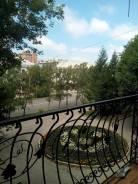 2-комнатная, улица Некрасова 50. Центр, агентство, 43кв.м. Вид из окна днём