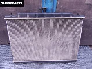 Радиатор охлаждения двигателя. Nissan X-Trail, NT31, T31, T31R Двигатель MR20DE