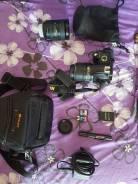 Nikon D5000 Kit. 10 - 14.9 Мп, зум: 3х. Под заказ
