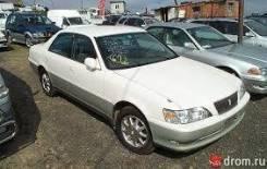 Toyota Cresta. 100