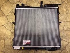 Радиатор охлаждения двигателя. Kia Sportage
