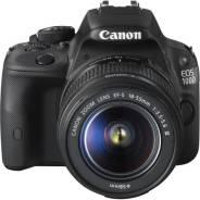 Canon EOS 100D Kit. 15 - 19.9 Мп, зум: 14х и более. Под заказ