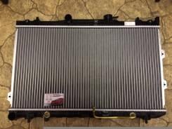 Радиатор охлаждения двигателя. Kia Cerato Kia Spectra
