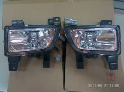 Фара противотуманная. Mazda 323, BJ Двигатели: B3ME, FSDE, RF